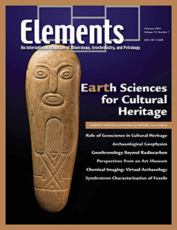 Earth Sciences for Cultural Heritage